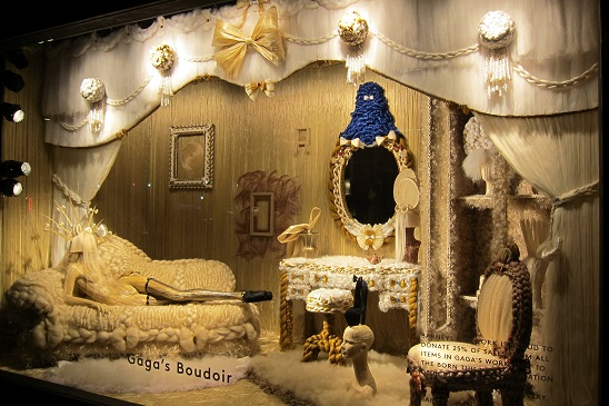 Barneys Christmas Window New York City 1
