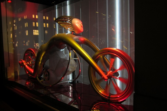Barneys Christmas Window New York City 2