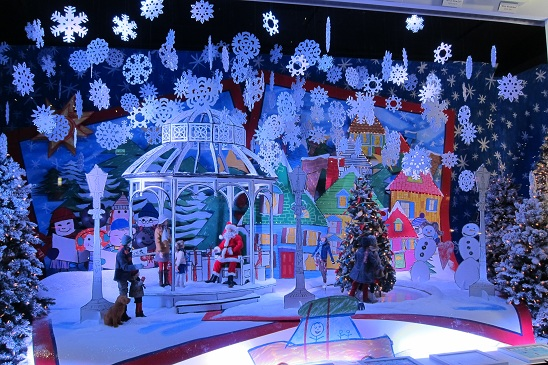 Lord & Taylor Christmas Window 2011 2