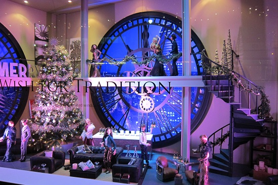 Lord & Taylor Christmas Window 2012 2