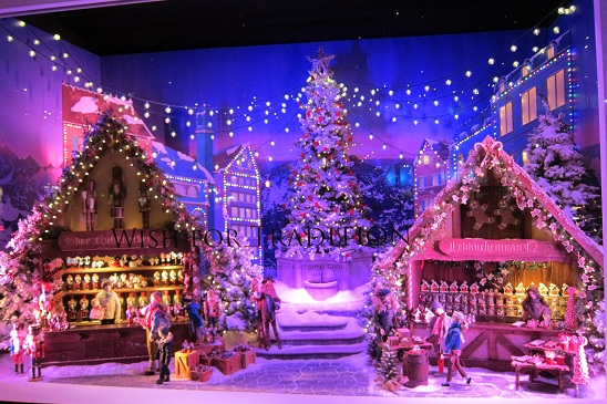 Lord & Taylor Christmas Window 2012 3