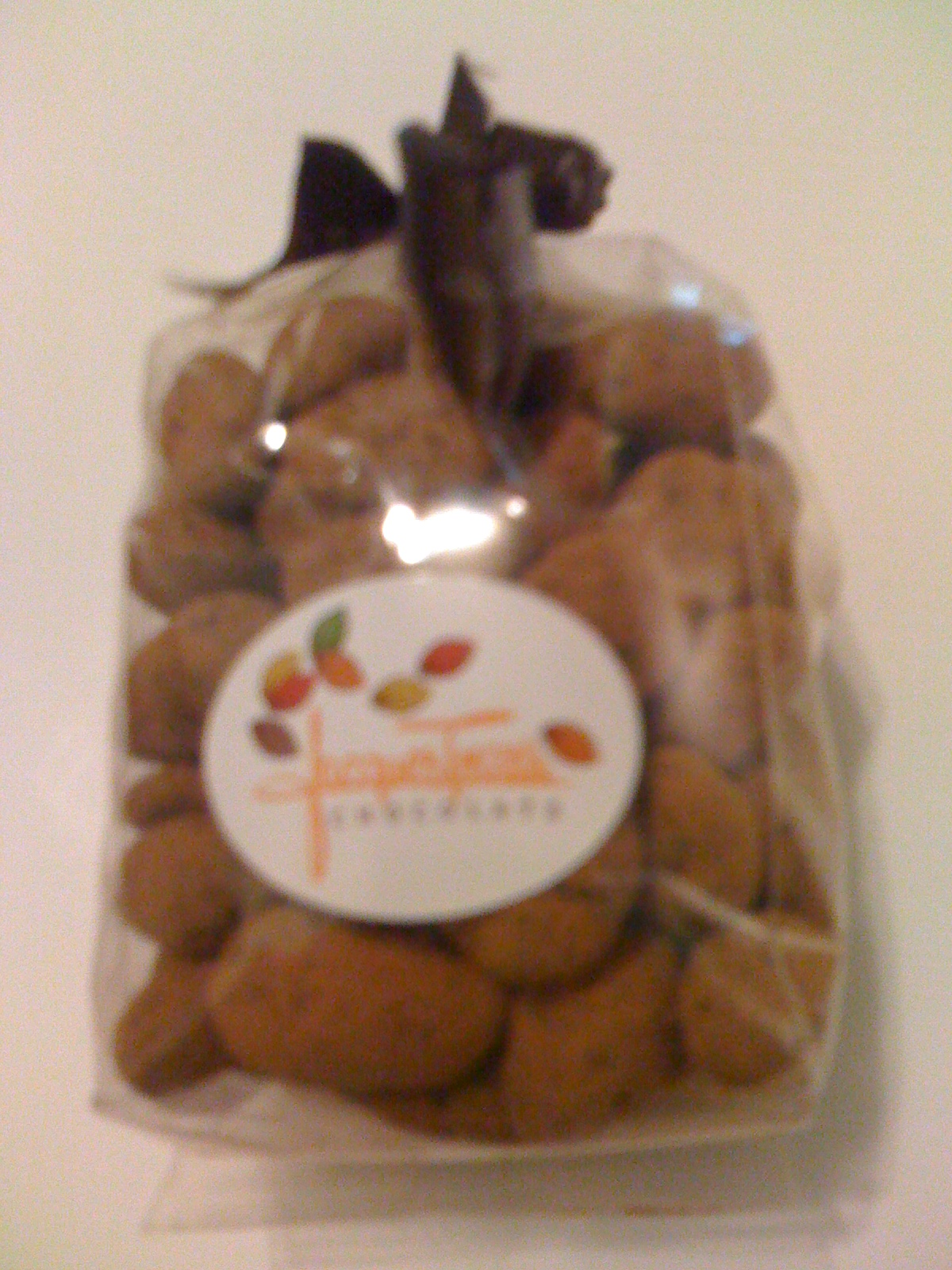 Jacques Torres Chocolate Almonds